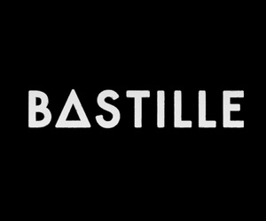 band, bastille, and great music image