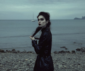 beach, clothes, and grunge image