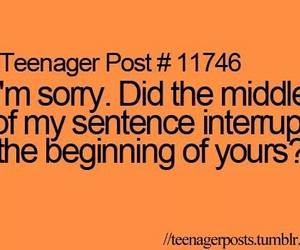 teenager post, middle, and post image