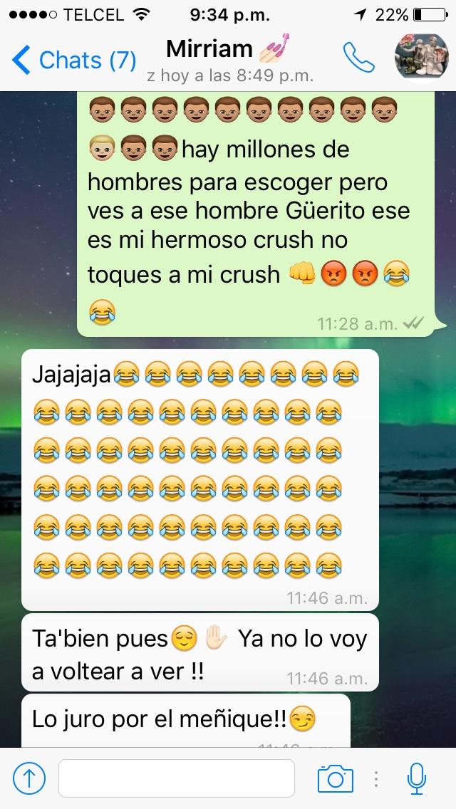 Image About Crush In Conversaciones Frases By Otro Corazon Roto