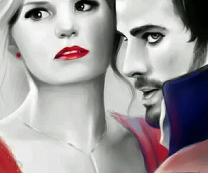 once upon a time, emma, and emma swan image