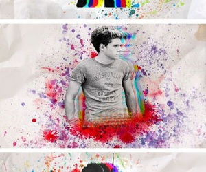 one direction, 1d, and niall image