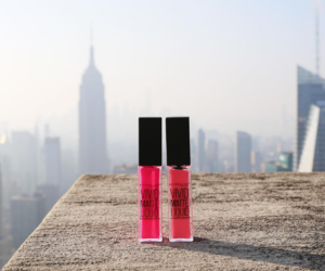 beauty, city, and Maybelline image