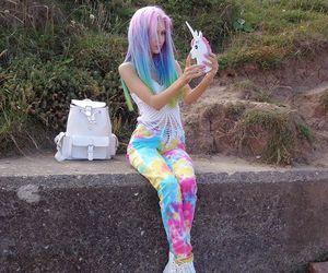 unicorn and style image