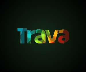 blue, green, and logotype image