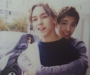 Seventeen, vernon, and DK image