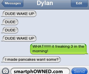 iphone, smartphowned, and funny image