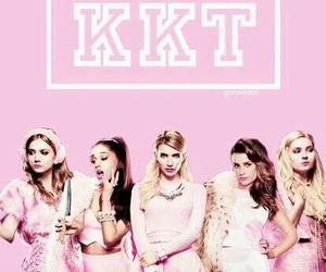 scream queens, kkt, and pink image