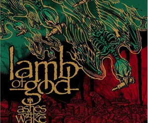 lamb of god, metal, and ashes of the wake image