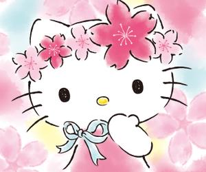 hello kitty, sanrio, and cute image