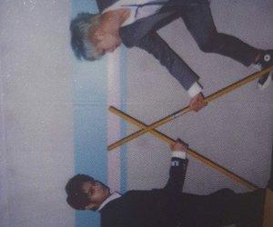 jun, polaroid, and Seventeen image