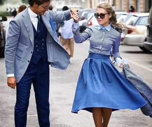 style, couple, and classy image