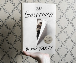 the goldfinch and donna tartt image