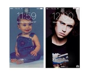 baby, nash grier, and grier image