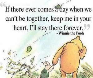 winnie the pooh and words image