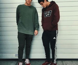 ethan, ethan dolan, and handsome image