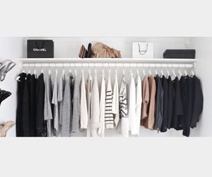 chanel, clothes, and shoes image