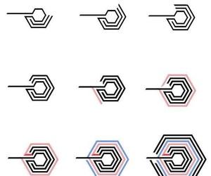 exo, exo-k, and Logo image