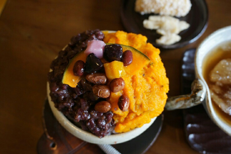 desserts, korea, and sweets image