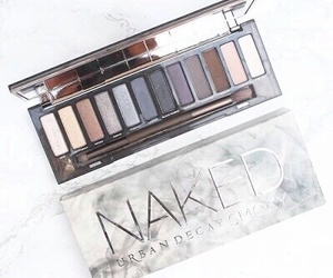 cosmetics, eyeshadow, and gorgeous image