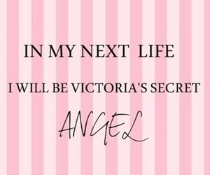 background, pink, and Victoria's Secret image