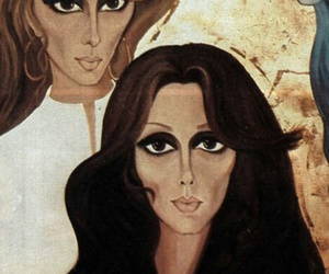 art, fairouz, and فيروز image