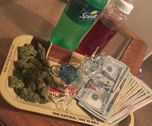 bud, lean, and money image