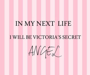 angel, pink, and Victoria's Secret image