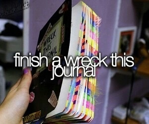 before i die, journal, and tumblr image