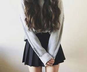 fashion and sweater image