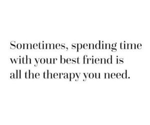 best friends, quotes, and follow me image