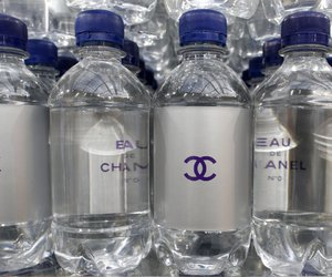 chanel, water, and grunge image