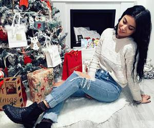 christmas, outfit, and fashion image