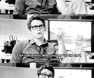 dylan o'brien, cute, and the internship image