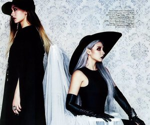 CL, harin, and 2ne1 image