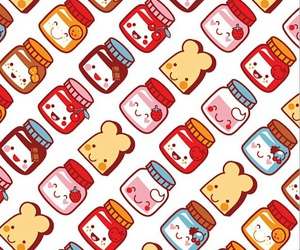 kawaii, pattern, and cute image