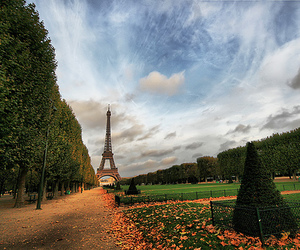 paris, nature, and photography image