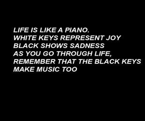 black keys, bnw, and joy image