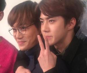 boys, exo, and sehun image