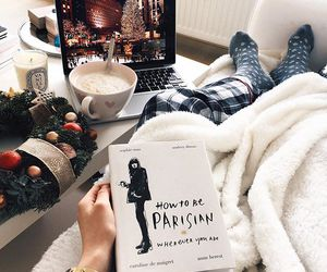 book, christmas, and classy image