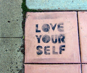 yourself, beloved, and love image