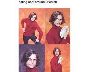 funny, lol, and criminal minds image