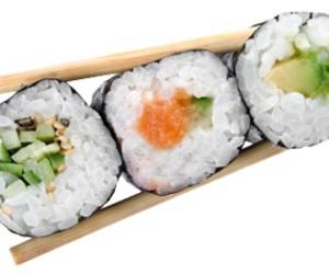 overlay, sushi, and editing image