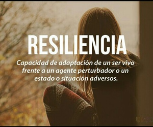 words, resiliencia, and frases image