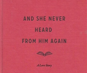 quotes, book, and love story image