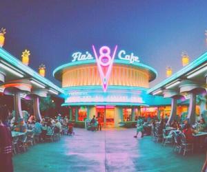 beautiful, lights, and neon image