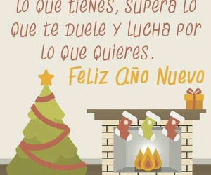 frases, happy new years, and feliz año nuevo image