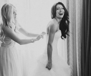 wedding, friends, and bff image