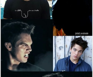 dylan, teen, and wolf image