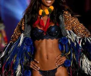jasmine tookes, fashion, and lingerie image